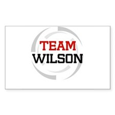 Wilson Rectangle Decal