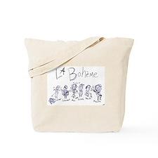 La Boheme The Tote Bag