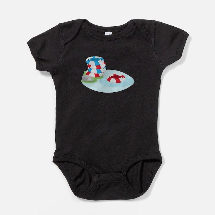 Lifebelt Float Baby Bodysuit