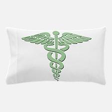 Caduceus Pillow Case