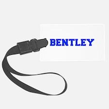 BENTLEY-fresh blue Luggage Tag