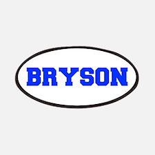 BRYSON-fresh blue Patches