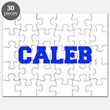 CALEB-fresh blue Puzzle