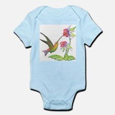 Hummingbird Flight Onesie