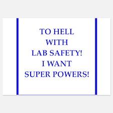 super powers Invitations