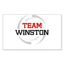 Winston Rectangle Decal