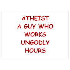 atheist Invitations