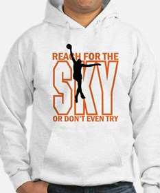 Basketball Reach for the Sky Hoodie