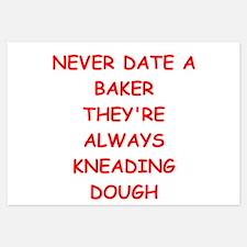 baker Invitations