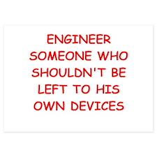 engineer Invitations