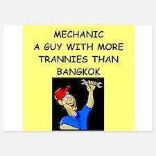 mechanic Invitations