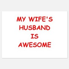 husband Invitations