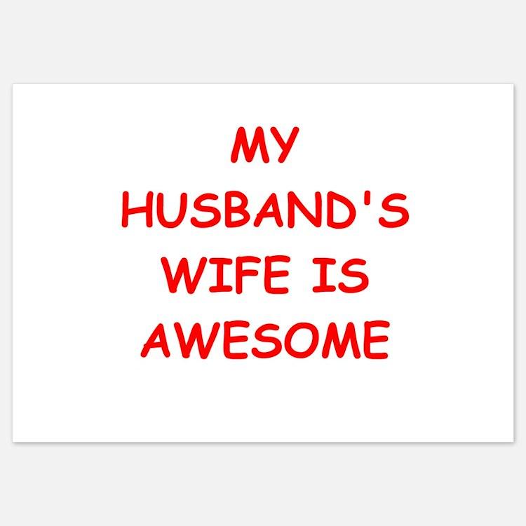 wife Invitations