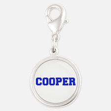 COOPER-fresh blue Charms