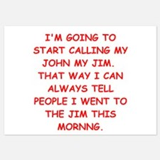 john Invitations