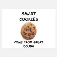 smart cookie 5x7 Flat Cards