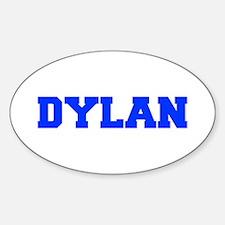DYLAN-fresh blue Decal