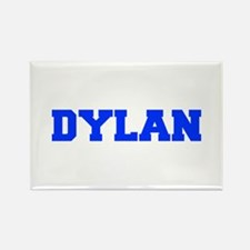 DYLAN-fresh blue Magnets