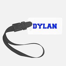 DYLAN-fresh blue Luggage Tag