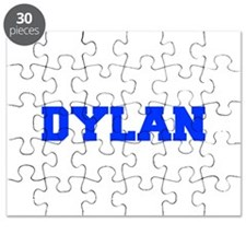 DYLAN-fresh blue Puzzle