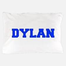 DYLAN-fresh blue Pillow Case