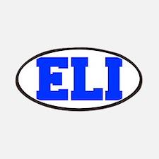 ELI-fresh blue Patches