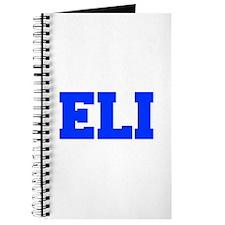 ELI-fresh blue Journal