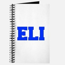 ELI-fresh blue Journal