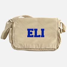 ELI-fresh blue Messenger Bag