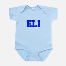 ELI-fresh blue Body Suit