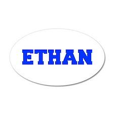 ETHAN-fresh blue Wall Decal