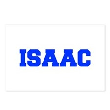 ISAAC-fresh blue Postcards (Package of 8)