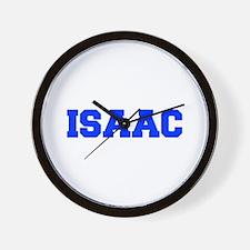 ISAAC-fresh blue Wall Clock