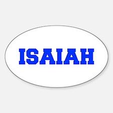 ISAIAH-fresh blue Decal