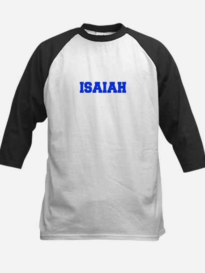 ISAIAH-fresh blue Baseball Jersey