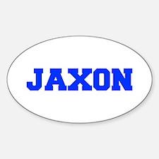 JAXON-fresh blue Decal
