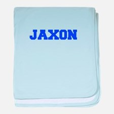 JAXON-fresh blue baby blanket