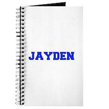 JAYDEN-fresh blue Journal