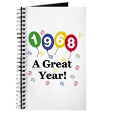 1968 A Great Year Journal