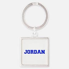 JORDAN-fresh blue Keychains