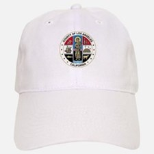 County Of Los Angeles Baseball Baseball Cap