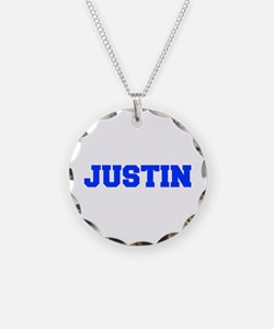 JUSTIN-fresh blue Necklace
