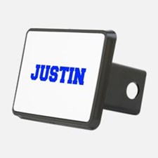 JUSTIN-fresh blue Hitch Cover