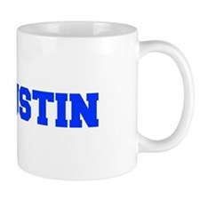 JUSTIN-fresh blue Mugs