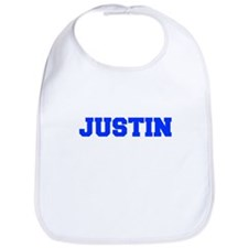 JUSTIN-fresh blue Bib