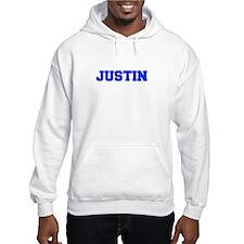 JUSTIN-fresh blue Hoodie