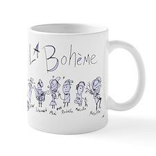 La Boheme: The Mug