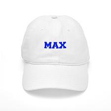 MAX-fresh blue Baseball Baseball Cap