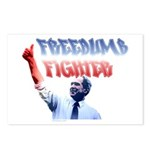 Freedumb Fighter Bush Postcards (Package of 8)