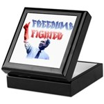 Freedumb Fighter Bush Keepsake Box